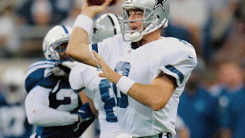 Troy Aikman Reveals Almost Signing with Teams after Cowboys Release