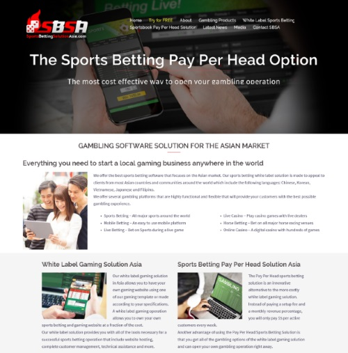 SportsBettingSolutionAsia.com