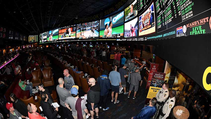 US Sports Betting Growth is Extraordinary