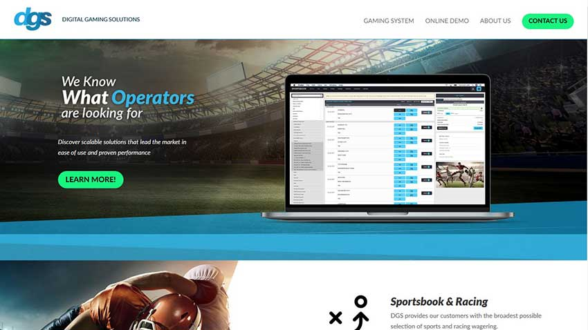 DGS Betting Software Review