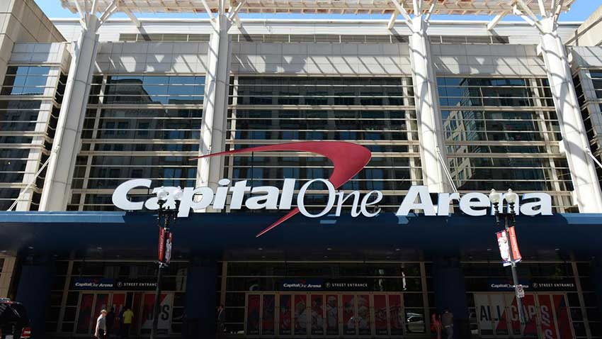 Opening of First DC Sportsbook at Capital One Arena