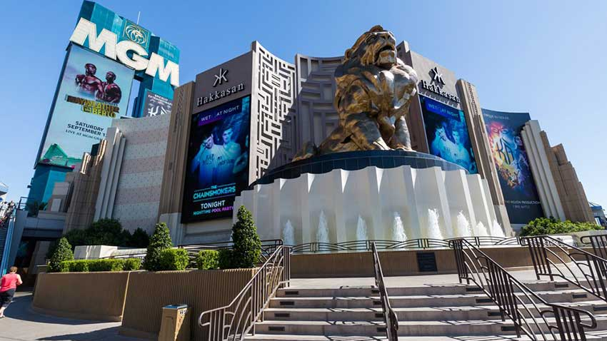 MGM Casinos Reported Losses, but Sports Betting Improves