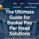 BookiePPHSolutions.com Pay Per Head Review
