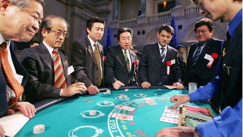 Japan Draft Casino Regulations to Allow Nine Games